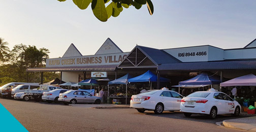 Rapid Creek Business Village Building