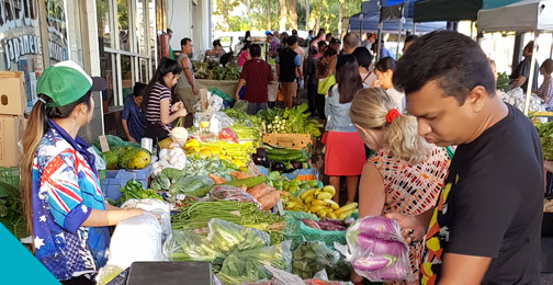 Rapid Creek Markets Image